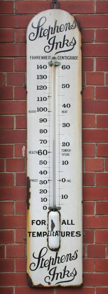 teploměr - thermometer 7b4846de96